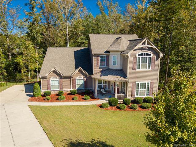 1233 Shelly Woods Drive, Indian Land, SC 29707 (#3559853) :: Washburn Real Estate