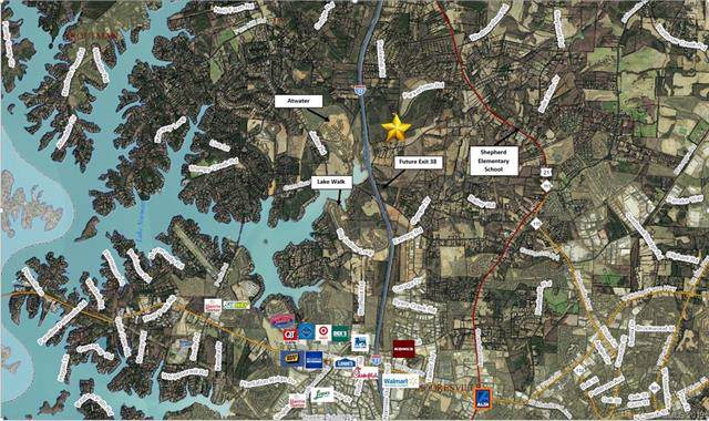 00000 Parkertown Road, Mooresville, NC 28117 (#3559895) :: LePage Johnson Realty Group, LLC