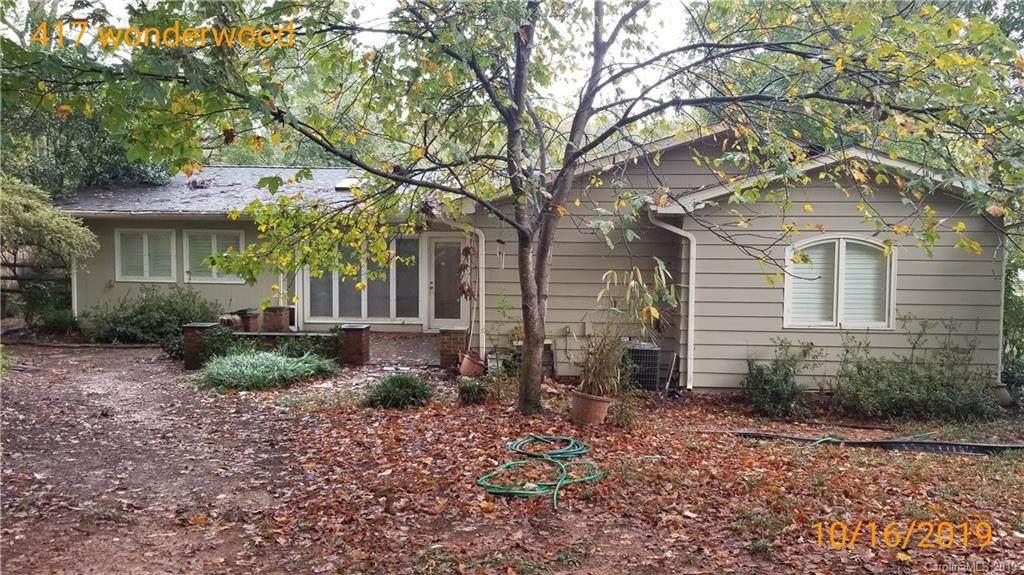 417 Wonderwood Drive, Charlotte, NC 28211 (#3559921) :: Team Honeycutt