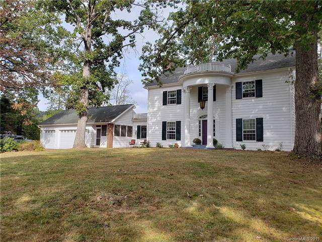 96 Main Street, Weaverville, NC 28787 (#3559927) :: The Ramsey Group
