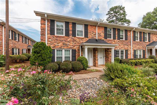 854 Mcalway Road A, Charlotte, NC 28211 (#3559942) :: Stephen Cooley Real Estate Group