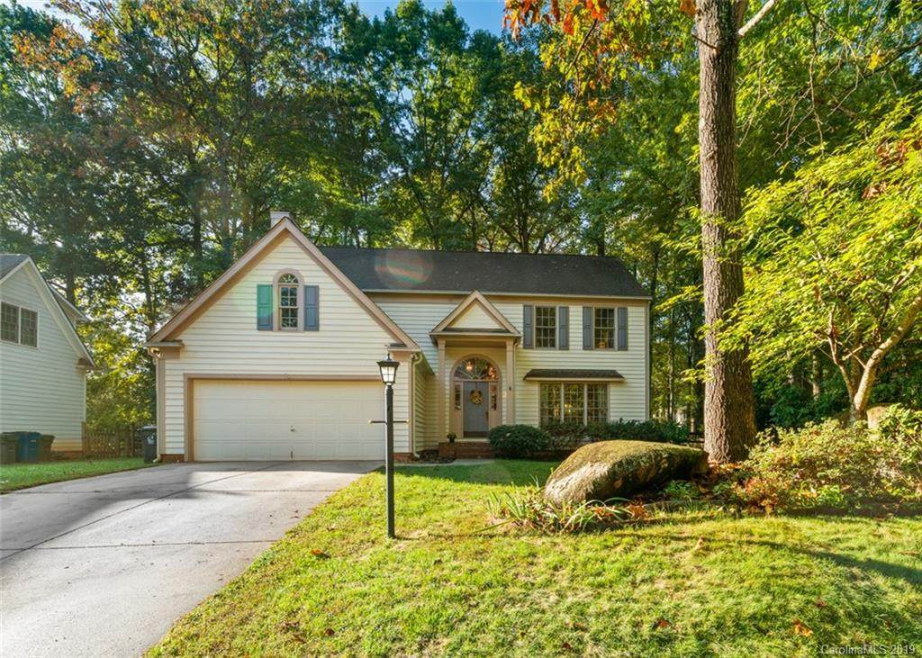 12516 Hawks Ridge Drive, Huntersville, NC 28078 (#3559964) :: LePage Johnson Realty Group, LLC