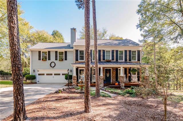 8507 Wellington Lane, Harrisburg, NC 28075 (#3559992) :: Robert Greene Real Estate, Inc.