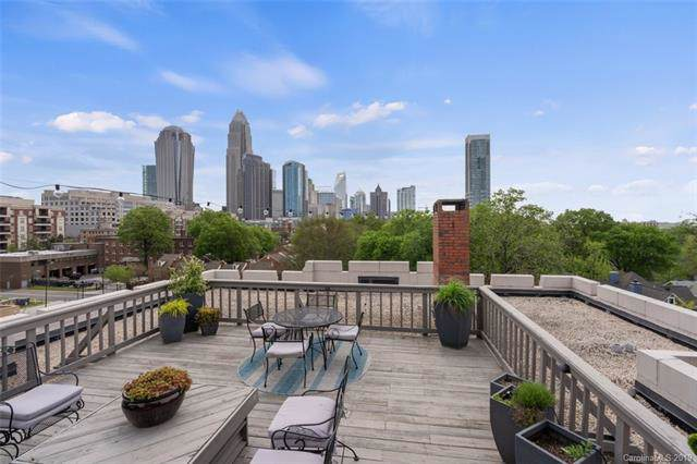 301 W 10th Street #506, Charlotte, NC 28202 (#3560013) :: LePage Johnson Realty Group, LLC
