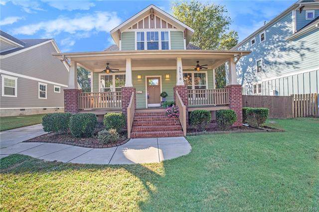 3518 Card Street, Charlotte, NC 28205 (#3560048) :: Homes Charlotte