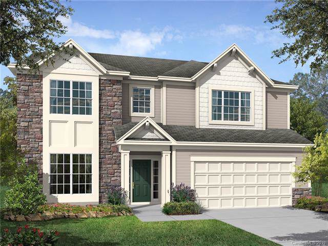 822 Palmetto Bay Drive #60, Fort Mill, SC 29715 (#3560070) :: Odell Realty