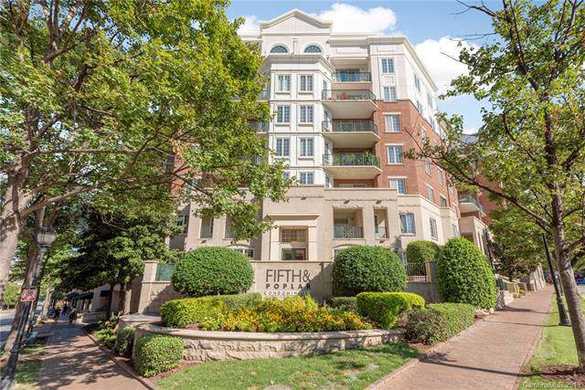 300 5th Street #447, Charlotte, NC 28202 (#3560073) :: Scarlett Property Group