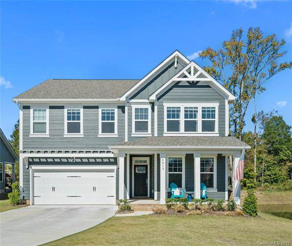 4013 Mendenhall Street, Indian Trail, NC 28079 (#3560112) :: LePage Johnson Realty Group, LLC