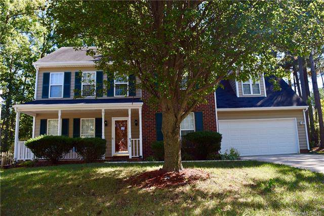 6214 Forest Pond Drive, Charlotte, NC 28262 (#3560129) :: The Ramsey Group