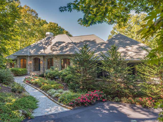 66 Old Hickory Trail, Hendersonville, NC 28739 (#3560140) :: Roby Realty