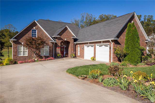4210 Plantation Drive, Morganton, NC 28655 (#3560155) :: High Performance Real Estate Advisors