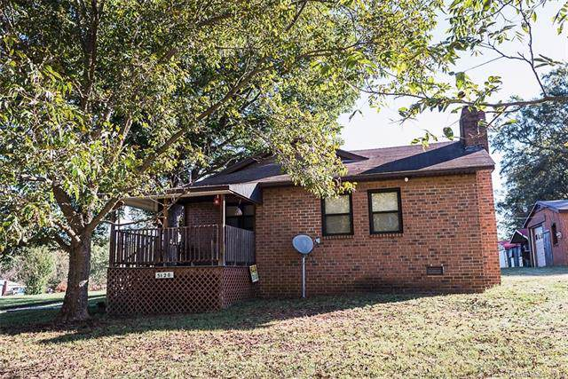 5120 Old Mocksville Road, Salisbury, NC 28144 (#3560183) :: MartinGroup Properties