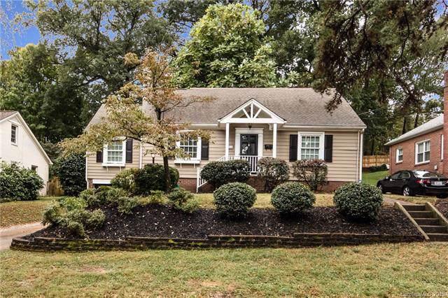 1814 Sprague Avenue, Charlotte, NC 28205 (#3560194) :: Homes Charlotte