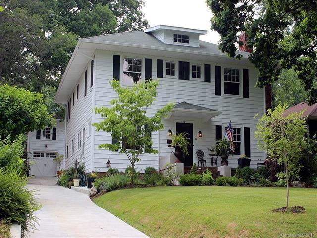 1523 Druid Hills Avenue, Hendersonville, NC 28791 (#3560253) :: Johnson Property Group - Keller Williams
