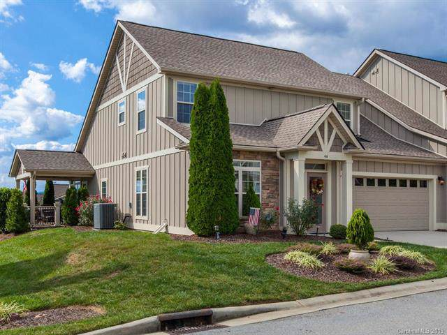 46 Burlington Lane, Fletcher, NC 28732 (#3560280) :: Cloninger Properties
