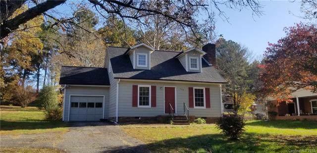 154 Vfw Road, Morganton, NC 28655 (#3560294) :: High Performance Real Estate Advisors