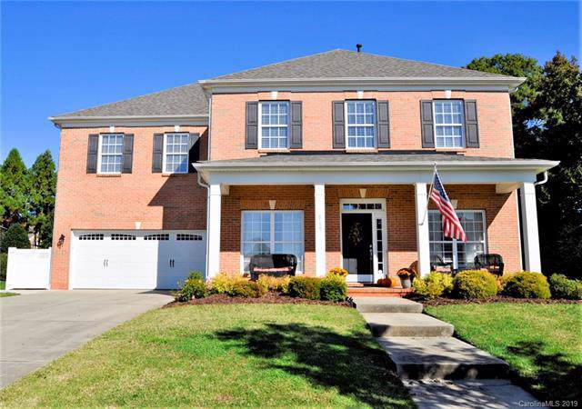 8119 Cottsbrooke Drive, Huntersville, NC 28078 (#3560337) :: LePage Johnson Realty Group, LLC