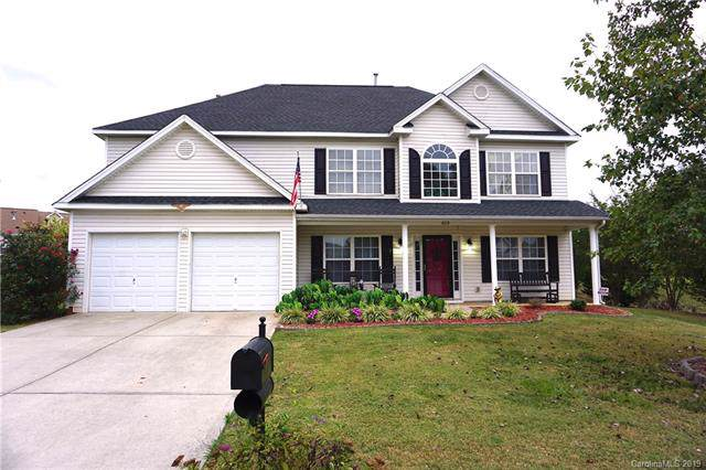 4219 Cole Creek Drive, Indian Land, SC 29707 (#3560360) :: Homes with Keeley | RE/MAX Executive