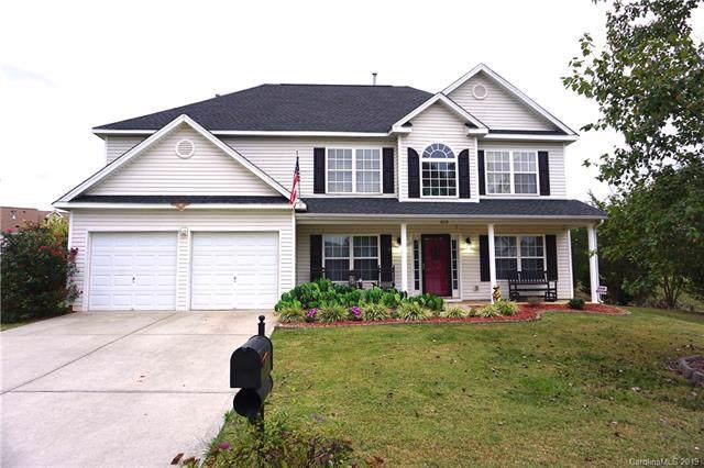 4219 Cole Creek Drive, Indian Land, SC 29707 (#3560360) :: Scarlett Property Group