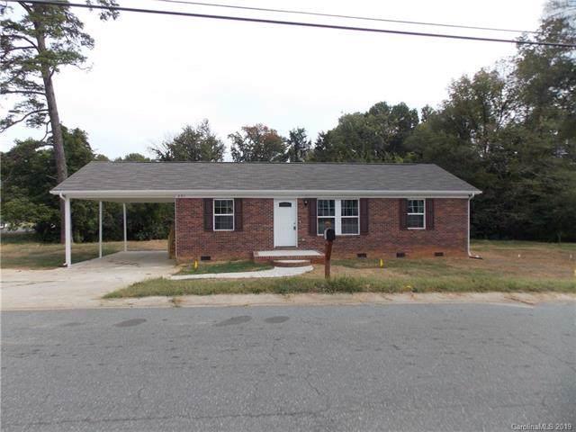 201 E Todd Lane, Charlotte, NC 28208 (#3560420) :: Rhonda Wood Realty Group