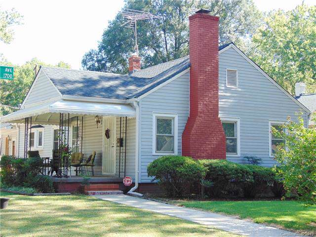 1720 Pecan Avenue, Charlotte, NC 28205 (#3560437) :: Scarlett Property Group