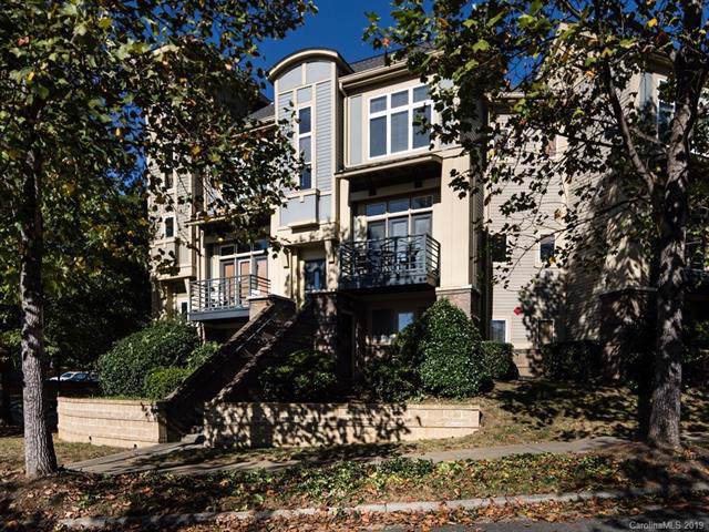 820 Garden District Drive #30, Charlotte, NC 28202 (#3560472) :: Puma & Associates Realty Inc.