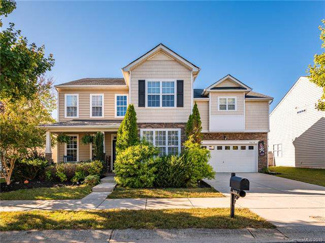 9618 Cheery Meadow Drive, Huntersville, NC 28078 (#3560524) :: The Andy Bovender Team