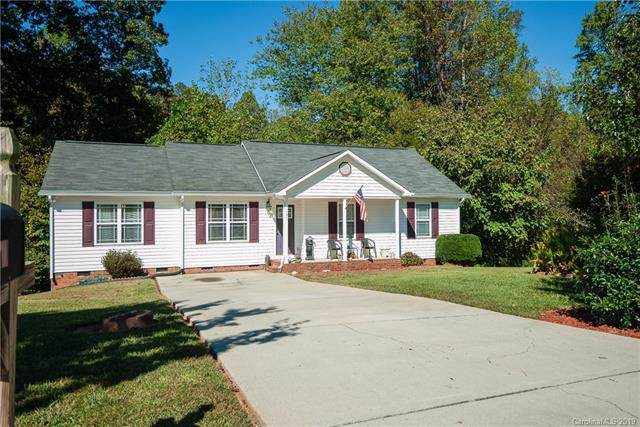 131 Addison Place, Troutman, NC 28166 (#3560547) :: Sellstate Select