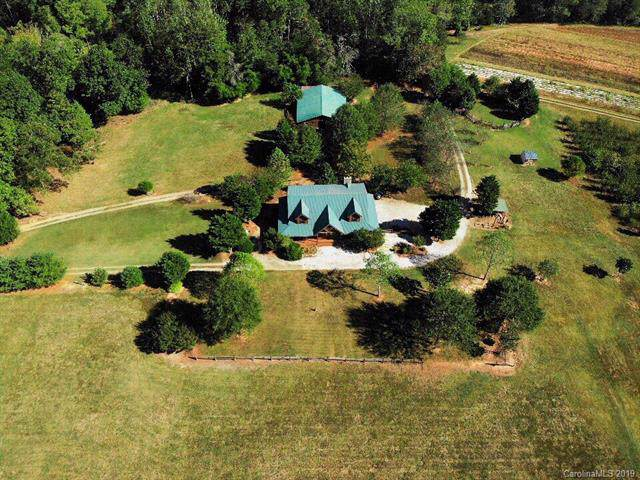 3724 Baptist Church Road, Boonville, NC 27011 (#3560585) :: Carlyle Properties