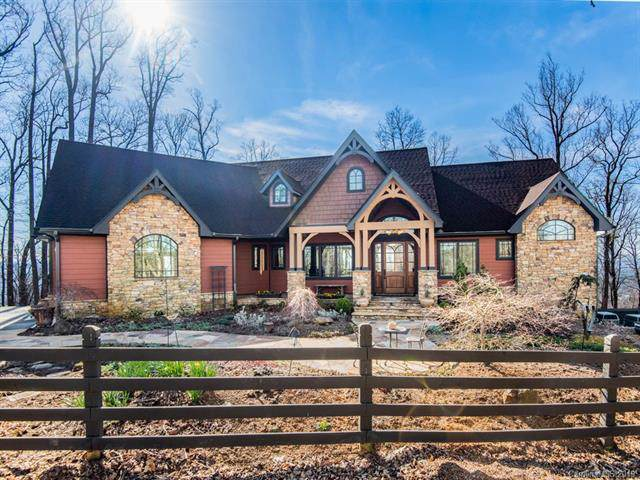 141 Old Forest Drive 6 & 4-C, Asheville, NC 28803 (#3560613) :: Stephen Cooley Real Estate Group