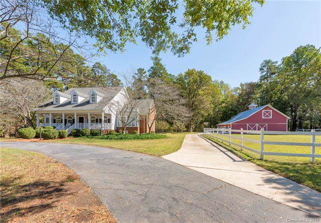 570 Moose Road, Mount Pleasant, NC 28124 (#3560639) :: Team Honeycutt