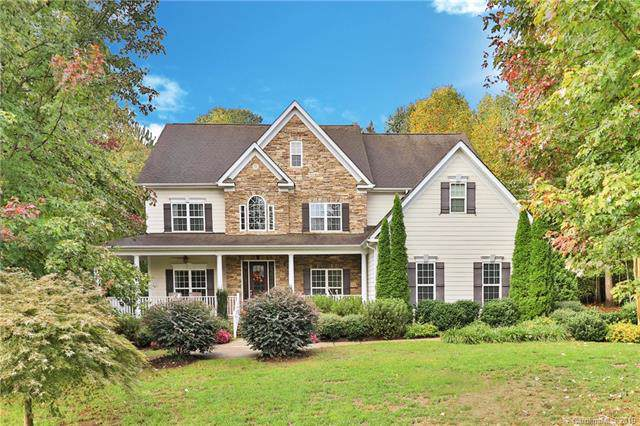 2100 Saddleridge Road, Waxhaw, NC 28173 (#3560658) :: The Andy Bovender Team
