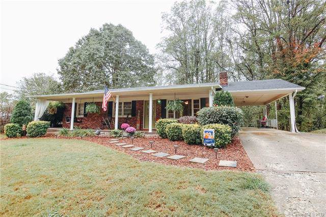 618 Forest Hill Drive, Marion, NC 28752 (#3560661) :: Rinehart Realty