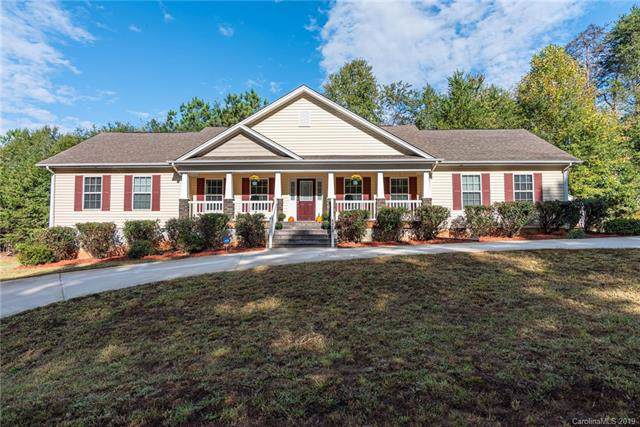 4473 Mountain Creek Road, Iron Station, NC 28080 (#3560666) :: Roby Realty