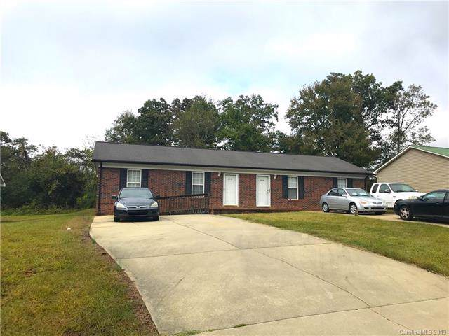 371 & 373 Turner Street, Lincolnton, NC 28092 (#3560709) :: Miller Realty Group