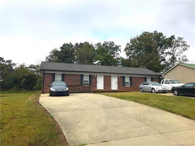 371 & 373 Turner Street, Lincolnton, NC 28092 (#3560709) :: Homes Charlotte