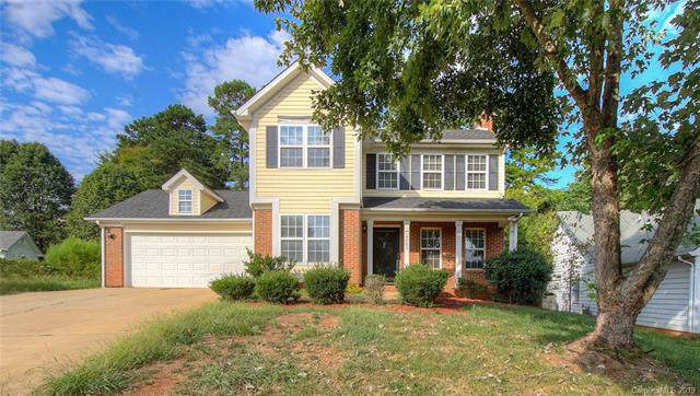 3205 Piercy Woods Court, Charlotte, NC 28269 (#3560735) :: The Ramsey Group