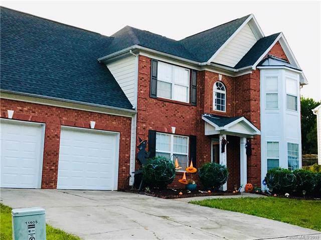 11611 Fox Hill Drive, Charlotte, NC 28269 (#3560741) :: Team Honeycutt