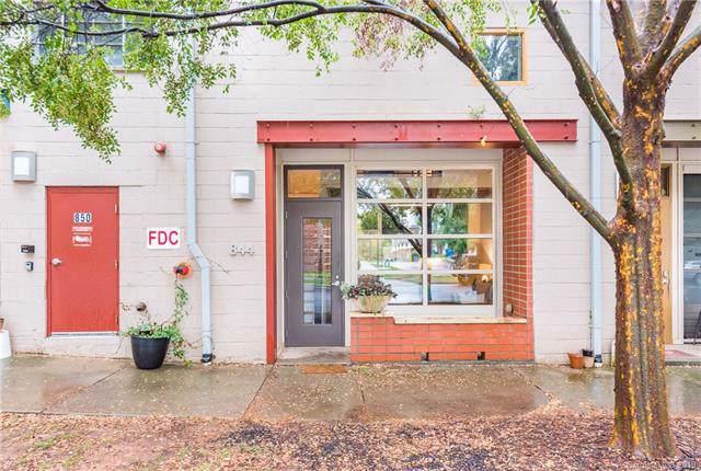 844 Academy Street, Charlotte, NC 28205 (#3560776) :: Homes Charlotte