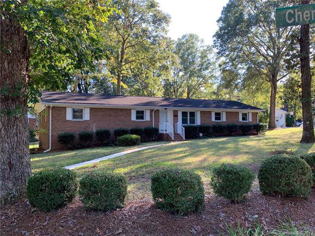 100 Cherokee Lane, Indian Trail, NC 28079 (#3560797) :: Stephen Cooley Real Estate Group