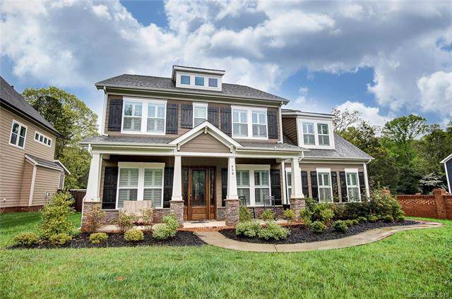 428 N Sharon Amity Road, Charlotte, NC 28211 (#3560806) :: The Andy Bovender Team
