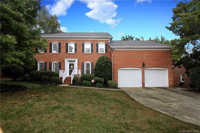 9509 Deer Spring Lane, Charlotte, NC 28210 (#3560840) :: Carlyle Properties