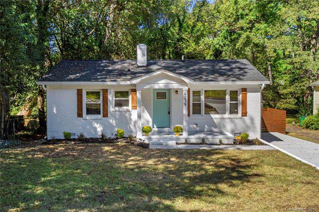 4239 Dinglewood Avenue, Charlotte, NC 28205 (#3560852) :: Carlyle Properties