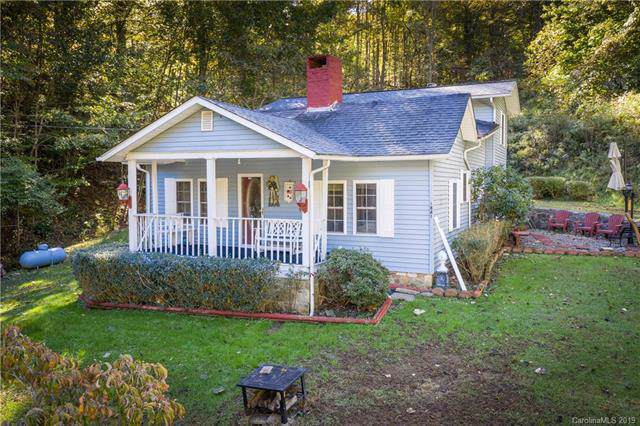 1841 Mauney Cove Road, Waynesville, NC 28786 (#3561009) :: BluAxis Realty
