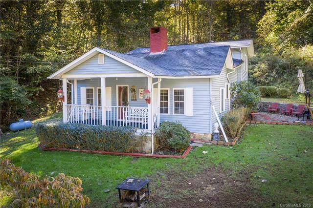 1841 Mauney Cove Road, Waynesville, NC 28786 (#3561009) :: Keller Williams Biltmore Village