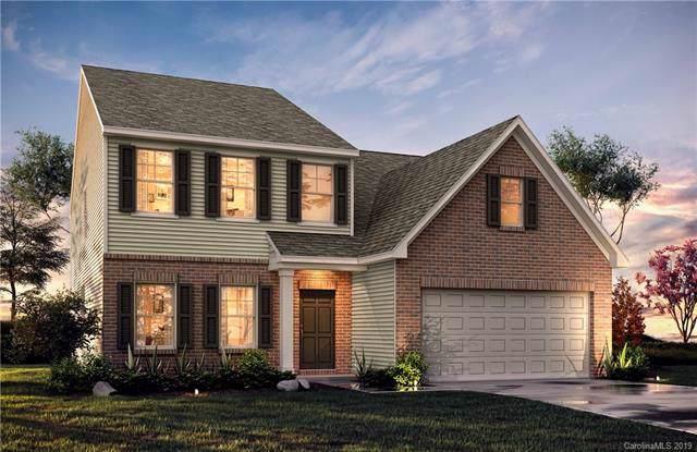 8115 Aspen Court #45, Mint Hill, NC 28227 (#3561045) :: MartinGroup Properties