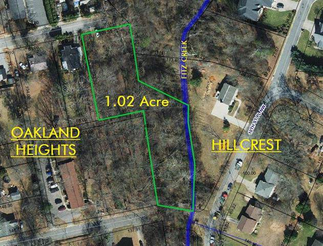 Lot A 8th Avenue NW, Hickory, NC 28601 (#3561050) :: Mossy Oak Properties Land and Luxury