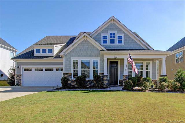 162 Eagles Landing Drive, Mooresville, NC 28117 (#3561113) :: The Sarver Group