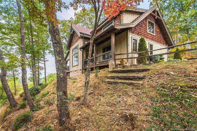 175 Big Bear Road, Waynesville, NC 28786 (#3561121) :: High Performance Real Estate Advisors