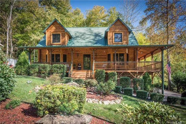 528 Brannon Forest Drive, Waynesville, NC 28785 (#3561178) :: Rowena Patton's All-Star Powerhouse